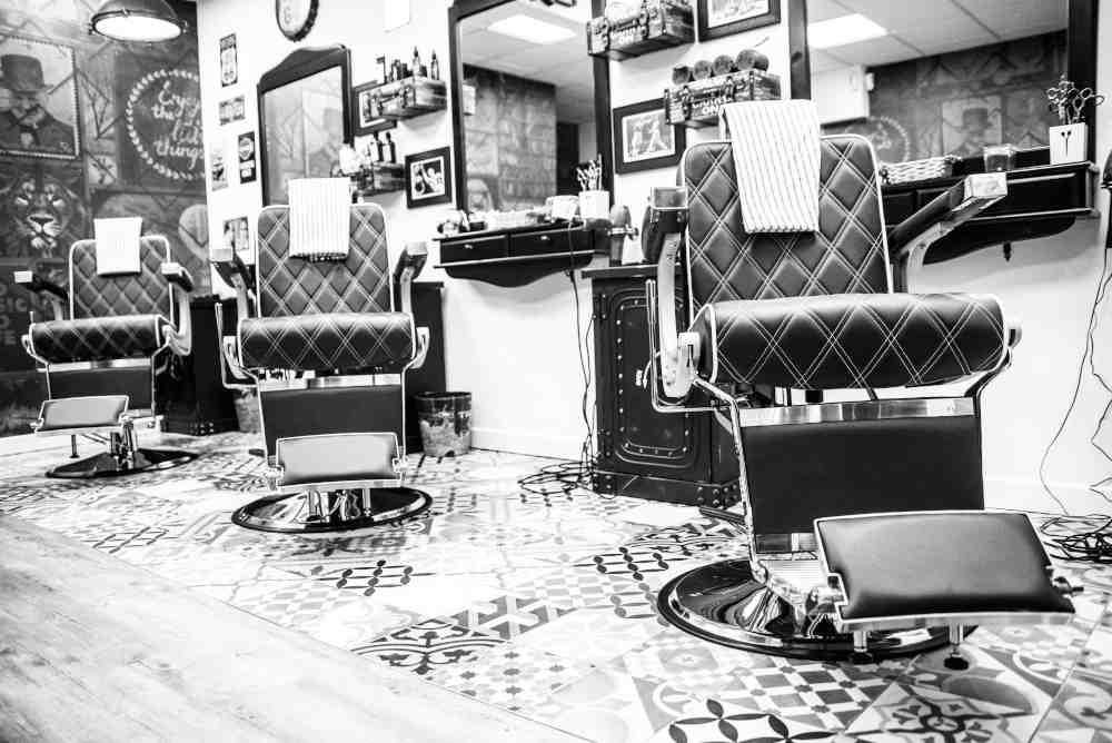 Butacas de barbería de Castro Urdiales